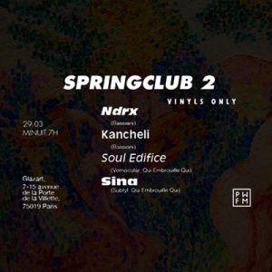 Pwfm Springclub N°2