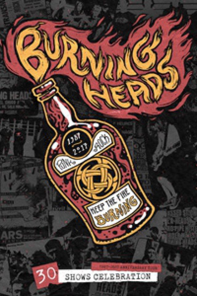 Concert BURNING HEADS : 30 Ans à RAMONVILLE @ LE BIKINI - Billets & Places