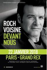 Billets ROCH VOISINE - Le Grand Rex