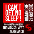 Soirée I CAN'T GET NO SLEEP #3 à PARIS @ Gibus Club - Billets & Places