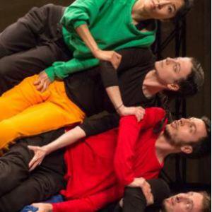Ballet National de Marseille - Tetris @ La Chaudronnerie - Salle Michel Simon - LA CIOTAT