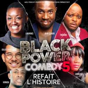 Black Power Comedy