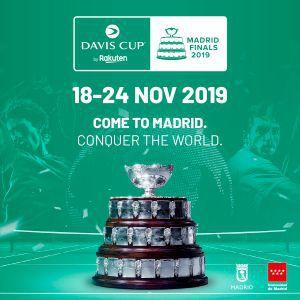 Coupe Davis 2019 : Finale