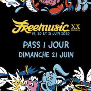 Freemusic - Dimanche 21 Juin 2020