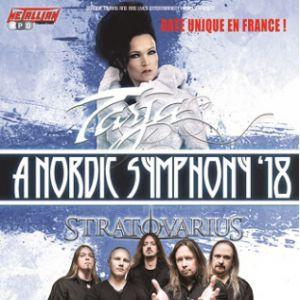 TARJA / STRATOVARIUS @ La Belle Electrique - GRENOBLE