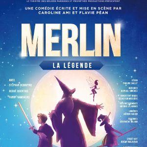 Merlin La Legende