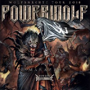 POWERWOLF @ LE BATACLAN - PARIS