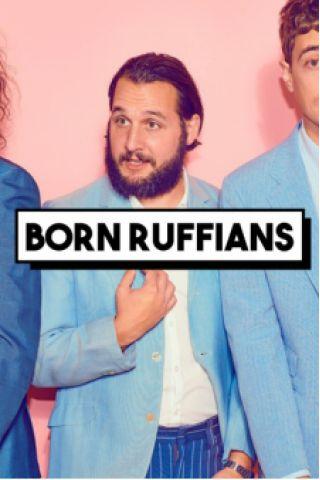 Concert BORN RUFFIANS + GUEST à PARIS @ Badaboum - Billets & Places