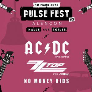 PULSE FEST 3 @ LA HALLE AUX TOILES - ALENÇON