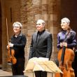 Festival Philippe Cassard / David Grimal / Anne Gastinel à LAON @ MAISON DES ARTS ET LOISIRS - Billets & Places