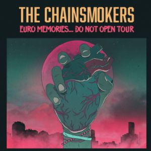 THE CHAINSMOKERS @ Halle Tony Garnier - LYON