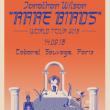 Concert Jonathan Wilson + Davey Horne à Paris @ Cabaret Sauvage - Billets & Places