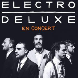 ELECTRO DELUXE+LA RECETTE @ L'Usine - Istres