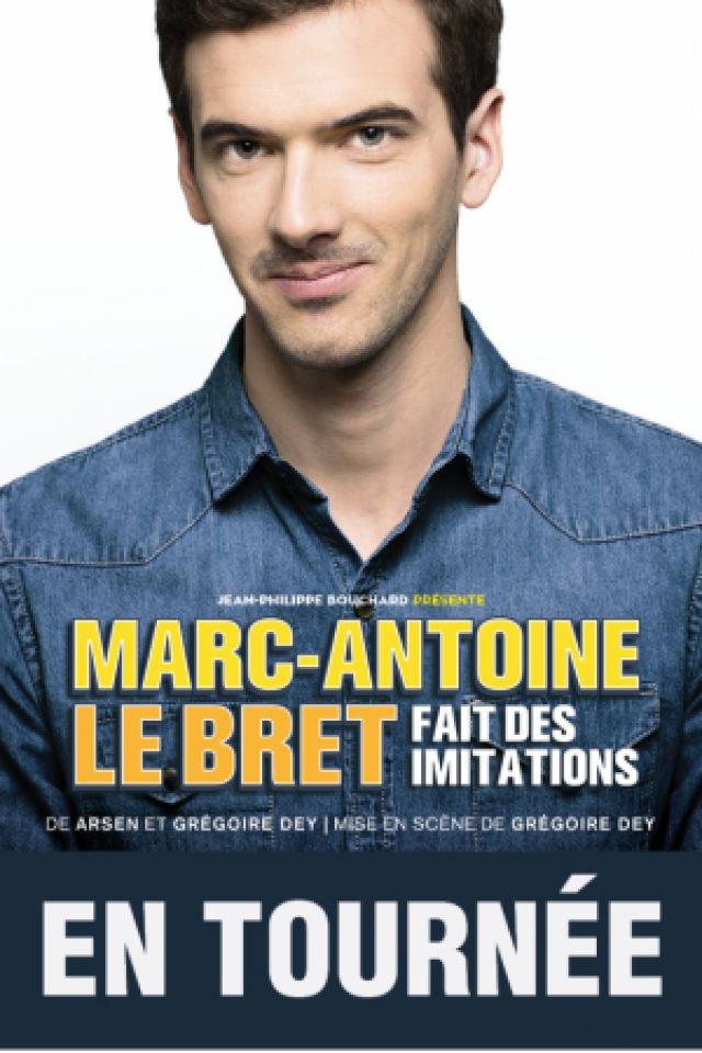 Marc Antoine le Bret @ Théâtre de Chanzy - Angers