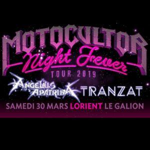 Motocultor Night Fever! Angelus Apatrida Et Tranzat