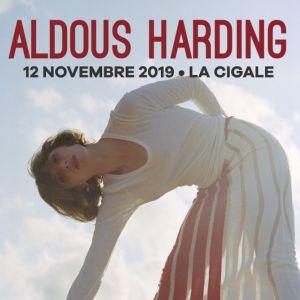 Aldous Harding À La Cigale
