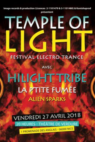 Billets Hilight Tribe + La P'tite Fumée + Alien Sparks - Théatre de Verdure