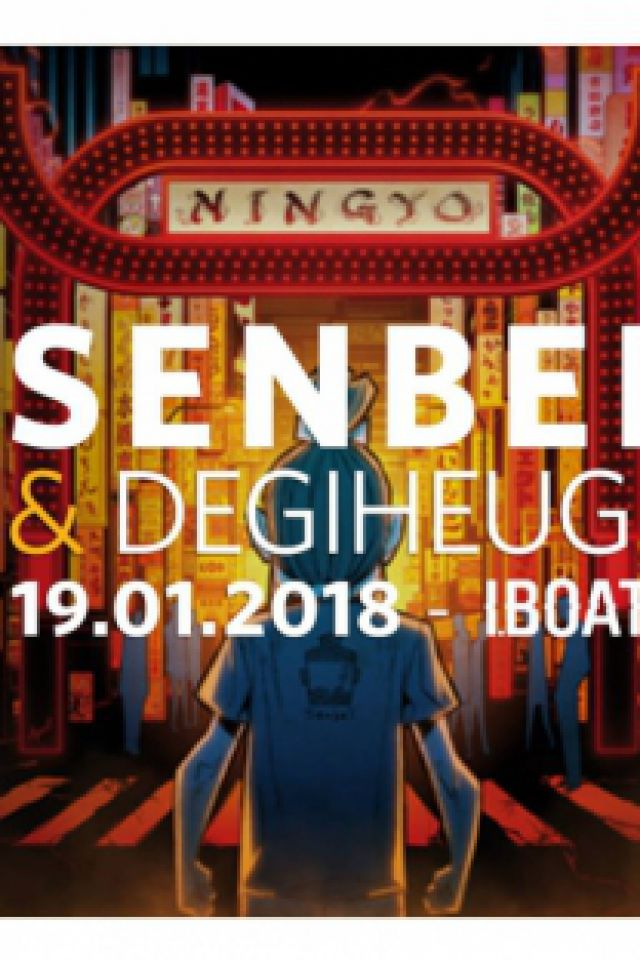 IBOAT - BANZAI LAB CONCERT: SENBEÏ, DEGIHEUGI @ I.boat - BORDEAUX