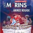 Spectacle CHOEURS ET DANSES DES MARINS DE L'ARMEE ROUGE à LONGUENESSE @ SCENEO - Billets & Places