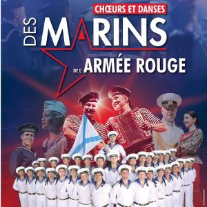 Choeurs Et Danses Des Marins De L'armee Rouge