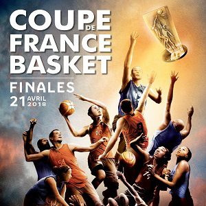 COUPE DE FRANCE DE BASKET @ ACCORHOTELS ARENA - PARIS