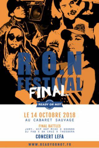 RON FINAL - R.O.N FESTIVAL 2018