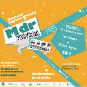 Mdr Festival-Pass Vendredi