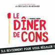 Théâtre LE DINER DE CONS