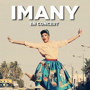 IMANY @ Casino de Paris - Paris