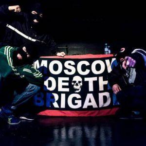Moscow Death Brigade + Guests @ Gibus Live - PARIS