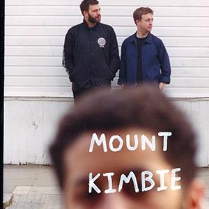 MOUNT KIMBIE @ Cabaret Aléatoire - Marseille
