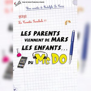 Les Parents Viennent De Mars Les Enfants Du Mac Do