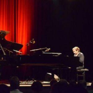 ANDRE MANOUKIAN ET JEAN FRANCOIS ZYGEL @ HALL DE PARIS - MOISSAC