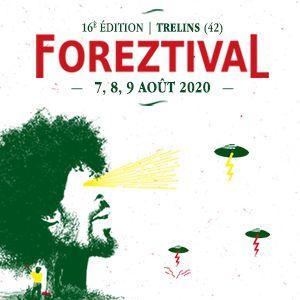 Foreztival 2020 - Pass 3 Jours Vendredi, Samedi Et Dimanche