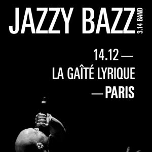 Jazzy Bazz @ La Gaîté Lyrique - Paris