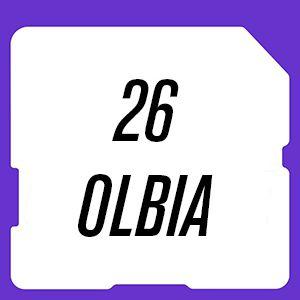 26 Juillet - Olbia