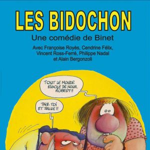 LES BIDOCHON @ Comédie PaKa - MARSEILLE
