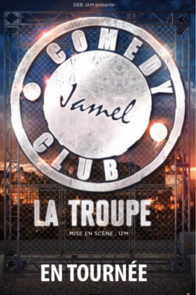Billets LA TROUPE DU JAMEL COMEDY CLUB - Le Liberté