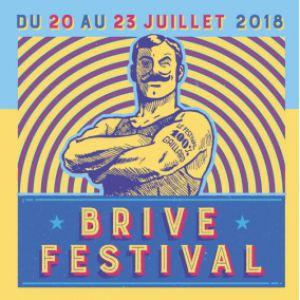 BRIVE FESTIVAL 2018 - SAMEDI 21 JUILLET @ Théatre de Verdure - BRIVE LA GAILLARDE