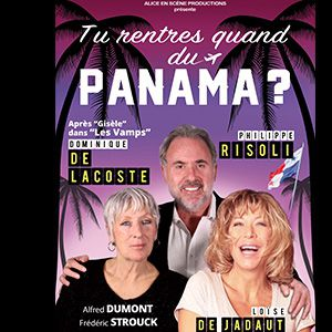 Tu Rentres Quand Du Panama