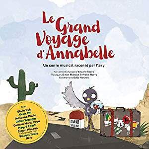 """""""Le Grand Voyage D'annabelle """""""
