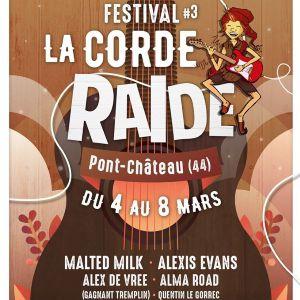 Festival La Corde Raide - Samedi