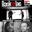Concert Rock O Lac 2017 - Julien Bouchard - Fergessen - Julien Pras à GÉRARDMER @ MCL GERARDMER - Billets & Places