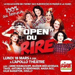 Les Open Du Rire