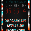 Soirée Un Rêve: Shackleton, Appleblim, Mondkopf- Weather Off à PARIS @ Le Rex Club - Billets & Places