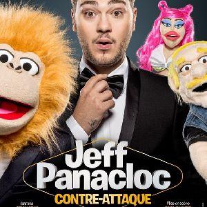 JEFF PANACLOC - CONTRE ATTAQUE @ Le Quattro - GAP