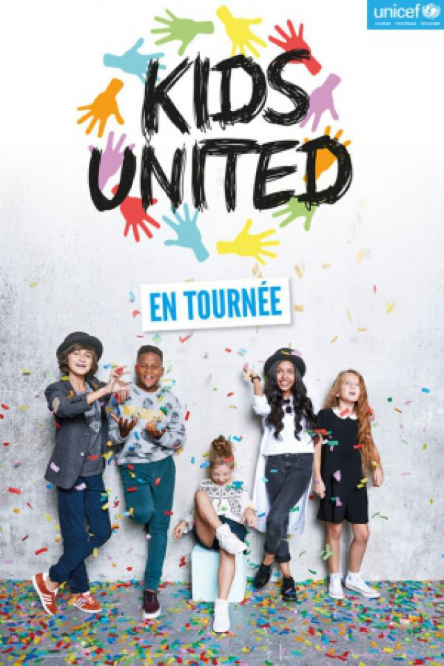 Concert KIDS UNITED à Angers @ Amphitea 4000 - Billets & Places
