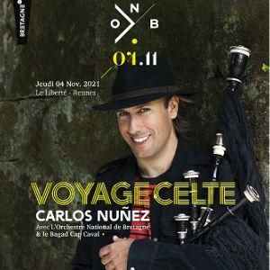 Voyage Celte Avec Carlos Nunez Et L'onb