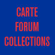 CARTE FORUM COLLECTIONS à Paris  @ Forum des Images - Billets & Places