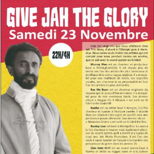 Give Jah The Glory 20